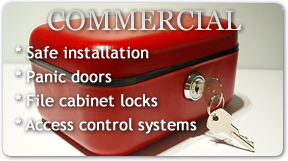 Locksmith 33021 Commercial Services